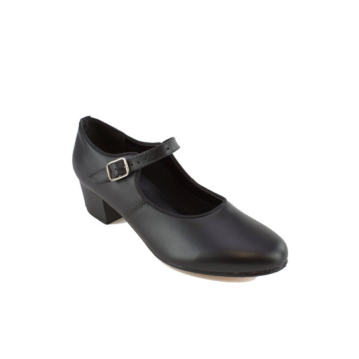 Sodanca Ch-01 Adult Caitlin 1 Cuban Heel Character Shoe