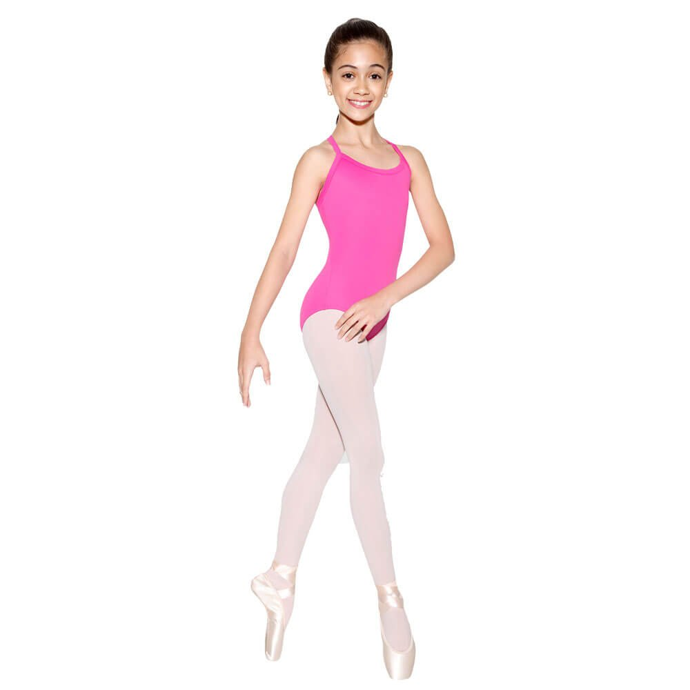 Sodanca Child Camisole Leotard