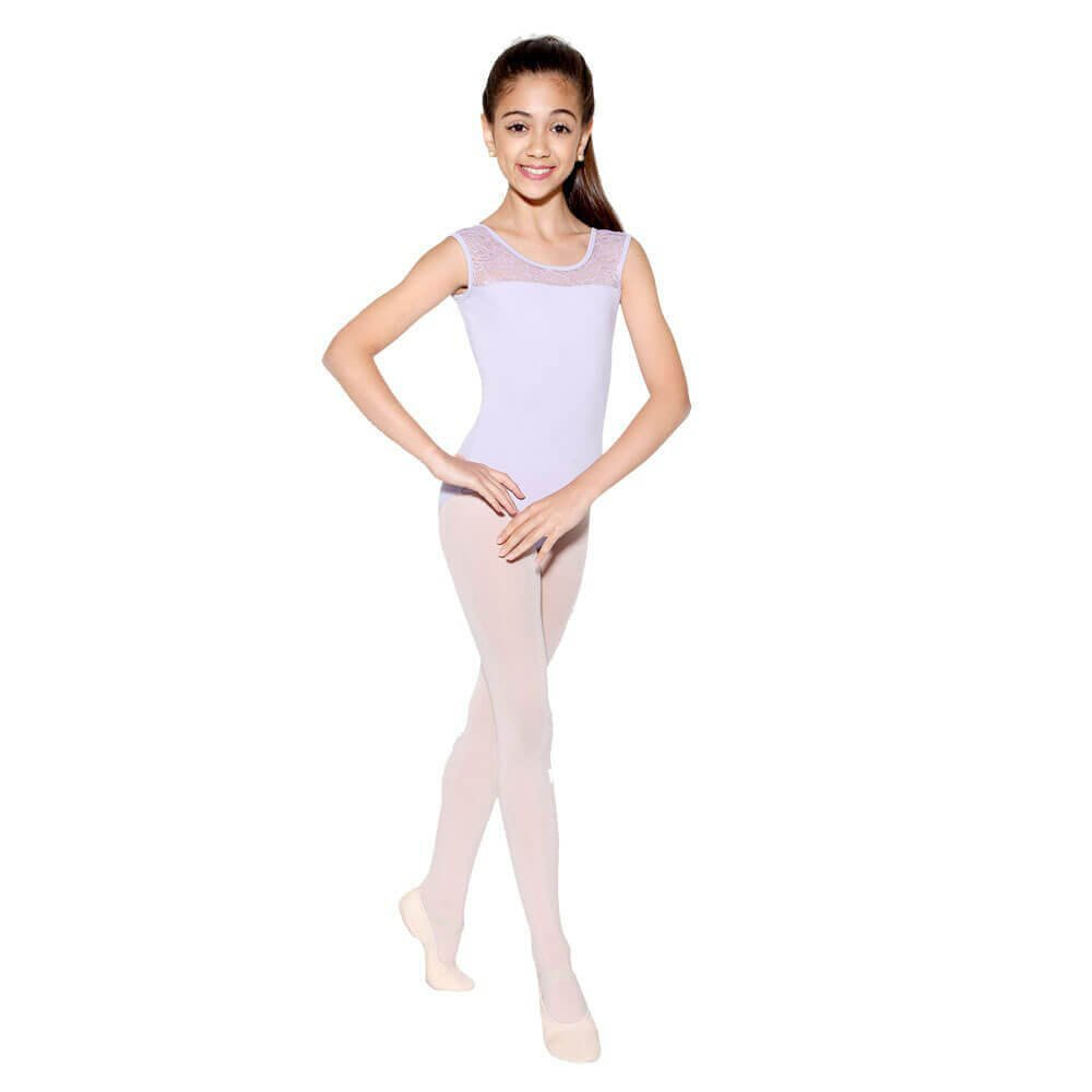 Sodanca Child Wide Tank Leotard