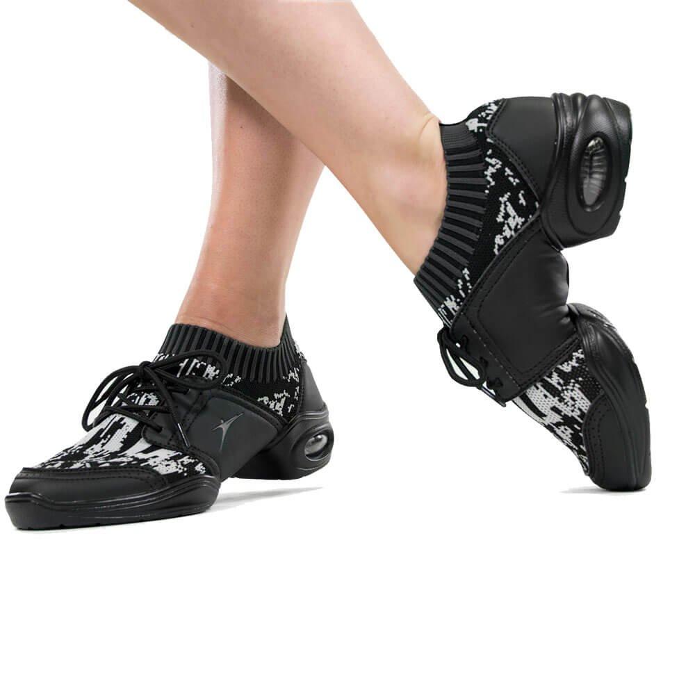 Sodanca Dk-80 Slip On Split Sole Dance Sneaker