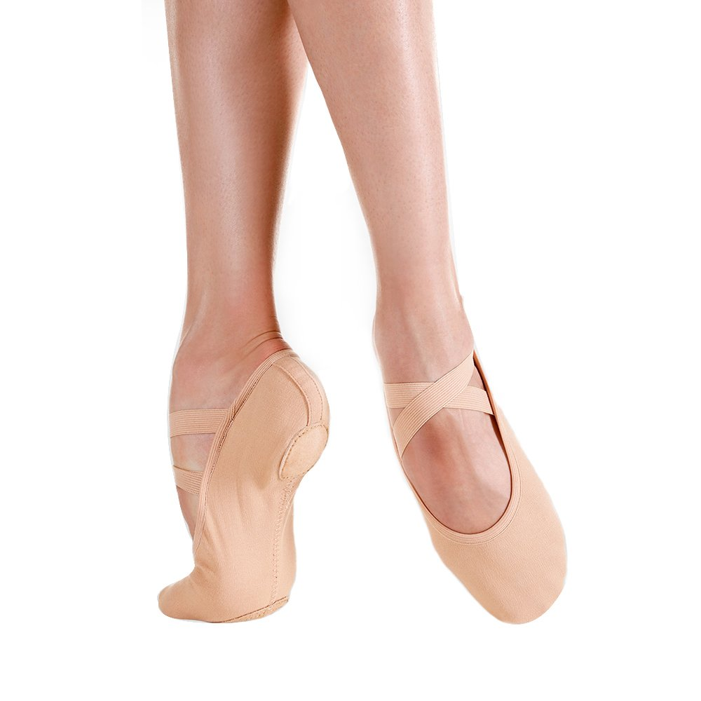 Sodanca Sd-120 Adult Brio Split Sole Ballet Slippers
