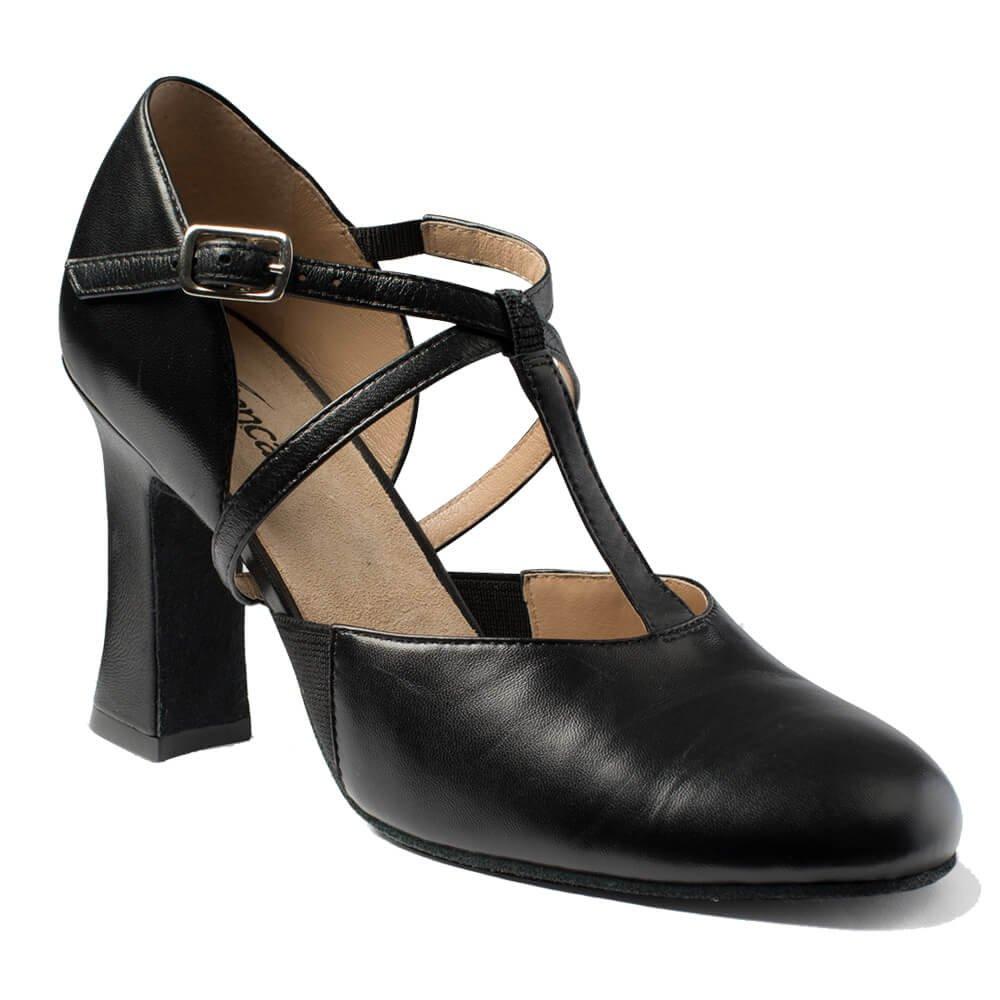 Sodanca Sd-153 Adult Roxy 3 Heel Leather Character Shoe