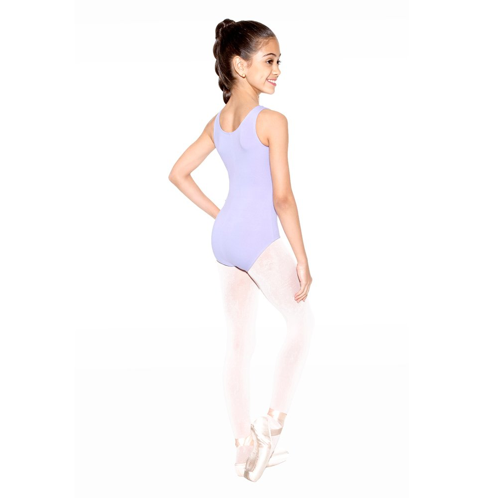 Sodanca Child Tank Leotard With Full Front Lining