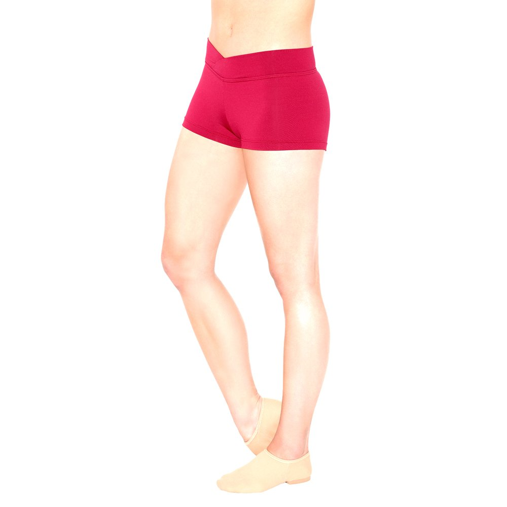 Sodanca Adult Shorts With V-front Waistline