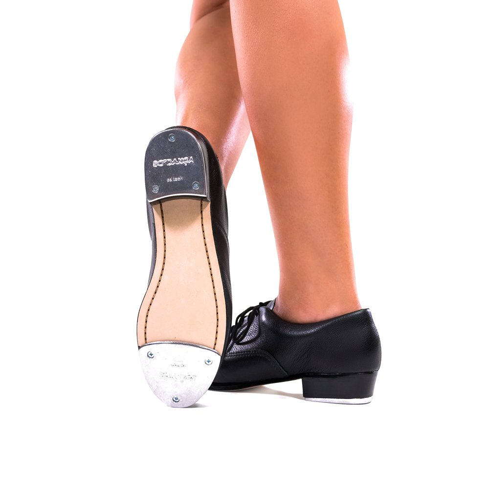 Sodanca Ta-800 Womens Professional Tap Shoe(rubber Pads Attached)