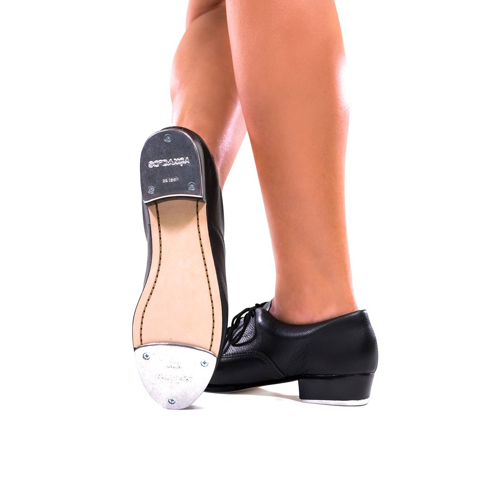 Sodanca Ta-800v Womens Professional Tap Shoe(rubber Pads Not Attached)