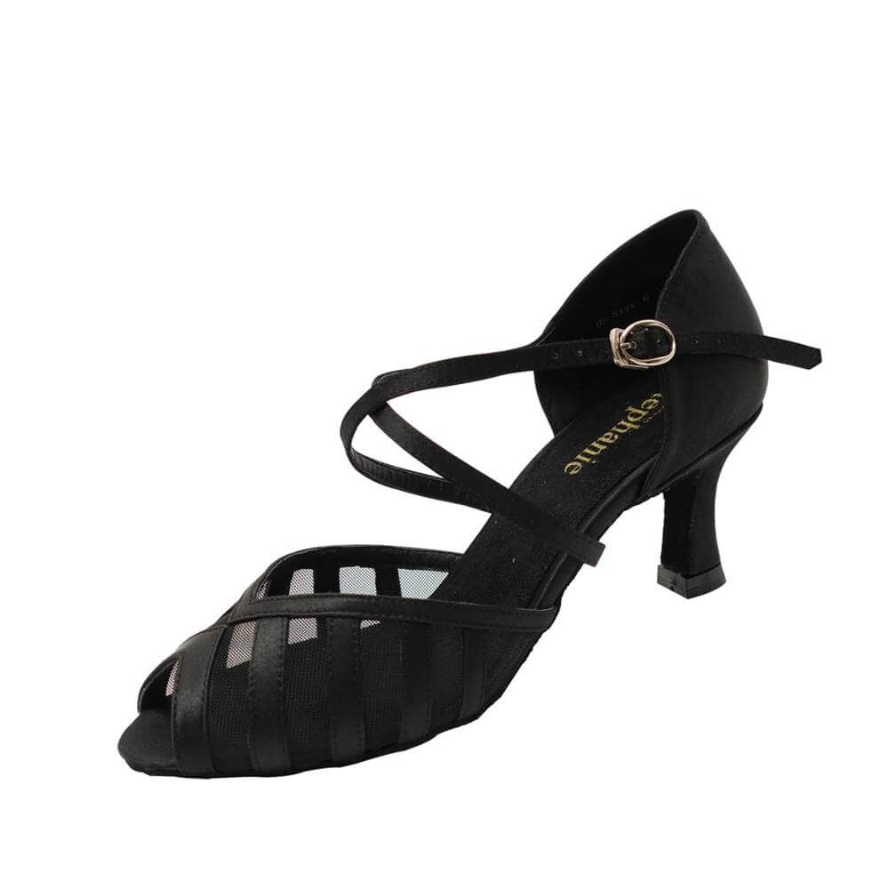Stephanie Ladies 2 Heel Ballroom Shoes