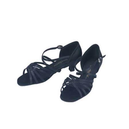 Stephanie Ladies 1.5 Heel Ballroom Shoe