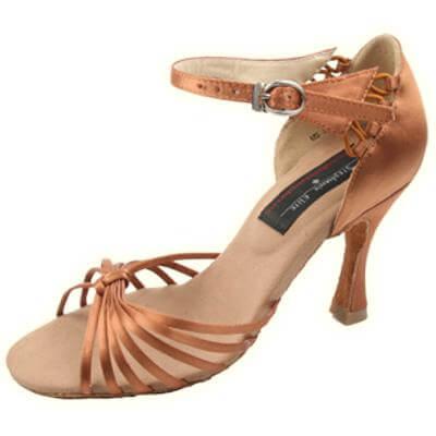 Stephanie Ladies 2.5 Heel Elite Dance Shoes
