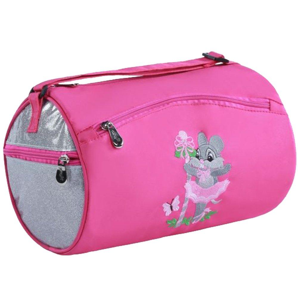 Sassi Ballerina Mice Small Roll Duffel Bag