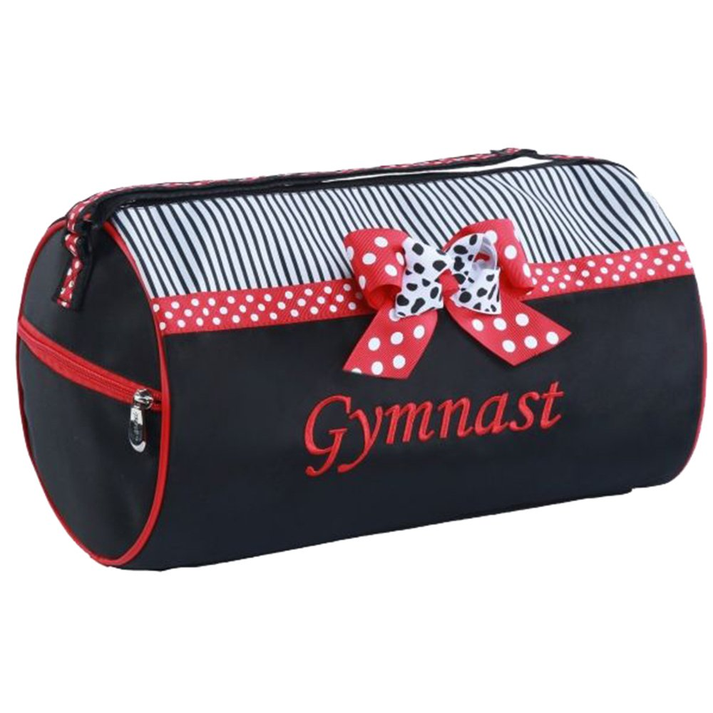 Sassi Mindy Collection Gymnast Small Roll Duffel Bag