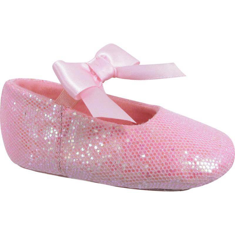 Dance Class Child Sparkle Toddler Ballet Shoe