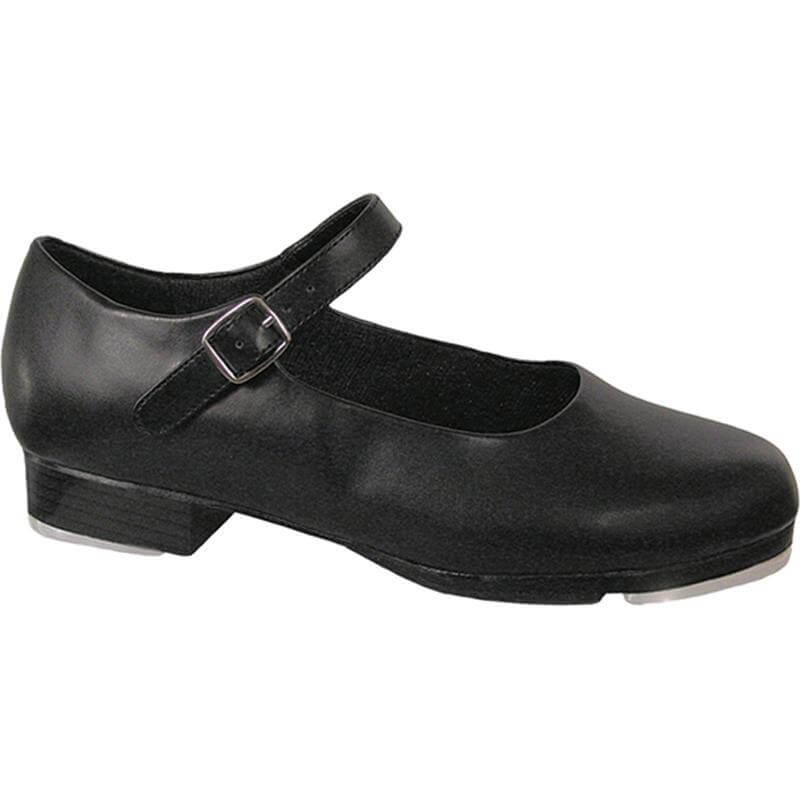 Dance Class Adult Leather-like Mary Jane Tap Shoe