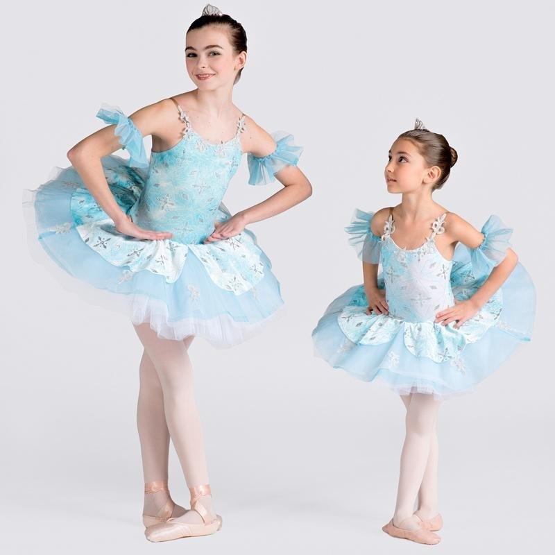 Victoria Dancewear Snowflake