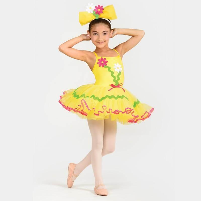 Victoria Dancewear Sunburst