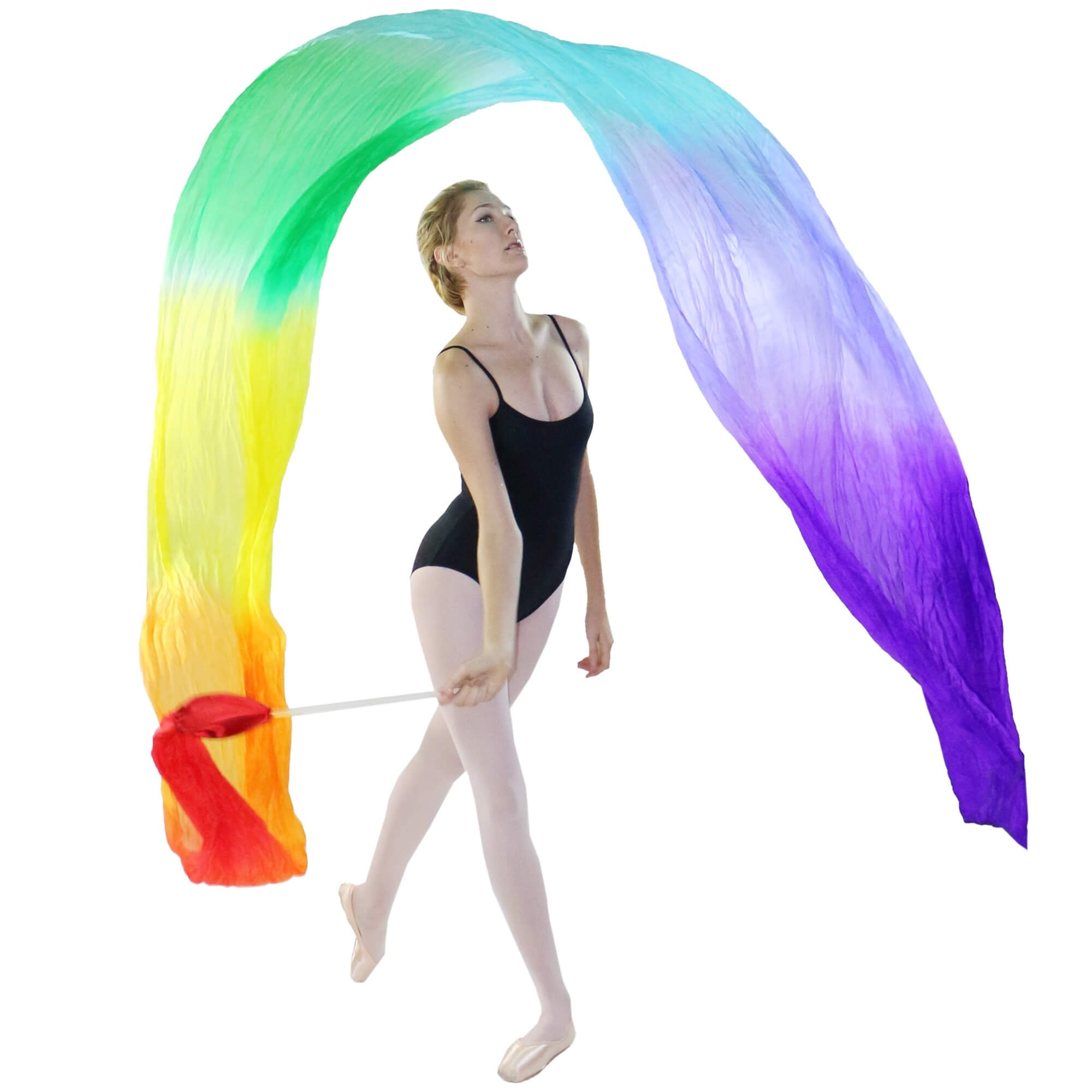 Danzcue Silk Flower Streamer
