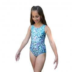 Basic Moves Child Tank Leotard