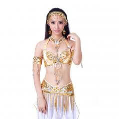 Belly dance Metal Coin Headband