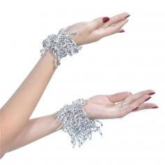 Belly Dance Stretchy Bracelet with Beads