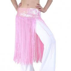 Belly Dance Fringe Hip Scarves