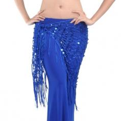 V-Shape Belly Dance Hip Scarf