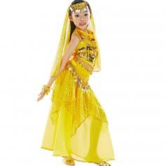 Little Chili 5-piece Children Belly Dance Costume