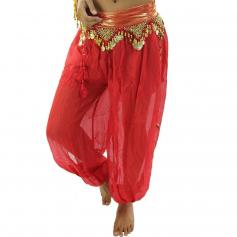 Wreath Harem Belly Dance Pants