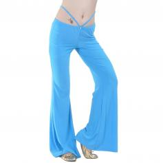 Bell Bottom Belly Dance Pants