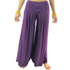 Comfortable Ruched Belly Dance Pants