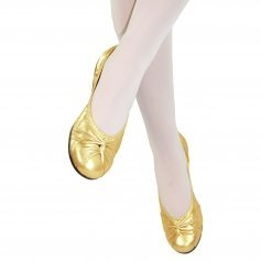 "Danzcue Women ""Jasmine\"" Soft Shoes"