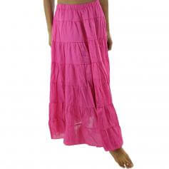 Fashion Bohemian Flax Belly Dance Skirt