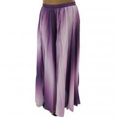Fashion Gradient Colors Dance Skirt