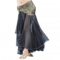 Fashion Belly Dance Sexy Fishtail Skirt