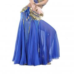 Fashion mermaid Belly Dance Skirt