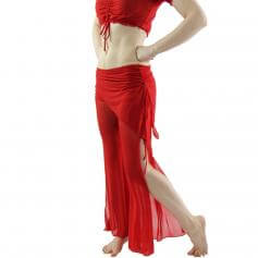 Comfortable 2-Piece Belly Dance Costume