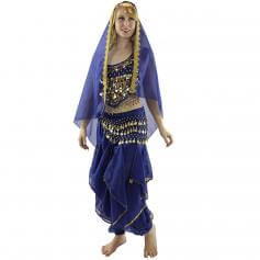 Little chilli 5-Piece Belly Dance Costume [BELST013]