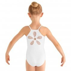 Bloch Child Flower Back Camisole Leotard