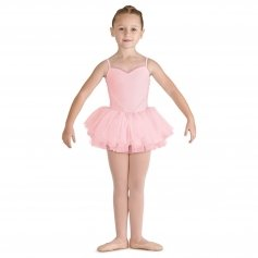 Bloch Child Valentine Mesh Camisole Tutu Leotard