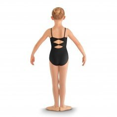 Bloch Child Bow Back Camisole Leotard