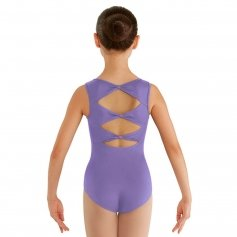 Bloch Child Bow Back Tank Leotard