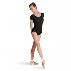 Bloch Adult Short Sleeve Leotard