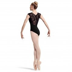 Bloch Cap Sleeve Leotard