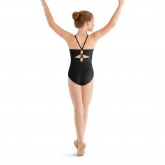 Bloch Child Twin Twist Back Camisole Leotard