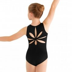 Bloch Child Flower Back Tank Leotard