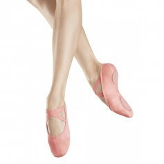 Bloch Adult Infinity Stretch Canvas ballet flat