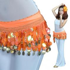 88 Coins Belly Dance Waist Chain