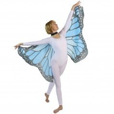 Danzcue Soft Butterfly Dance Wings
