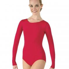 Body Wrappers Long Sleeve Leotard [BWP0209]