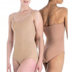 Body Wrappers Child Under Wraps Microfiber Leotard