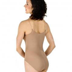 Body Wrappers Under Wraps Microfiber Camisole Leotard